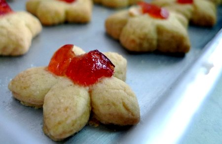 CNY Almond Cookies Recipe