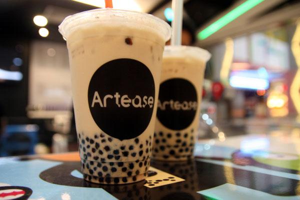 Artease Cafe – Bubble Tea, Bentos & Burgers