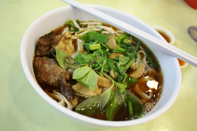 Thaksin Beef Noodles – Thai Noodles Fit for Royalty