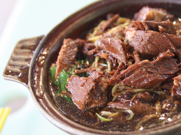 Soon Lee - Mouthwatering Beef in a Fire-Pot