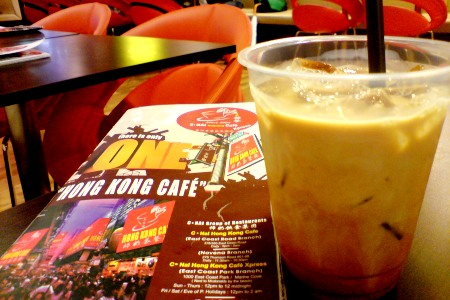C Nai Hong Kong Cafe Xpress 师奶茶餐厅 - Crowded Café with a Crowded Menu