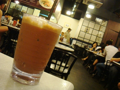 OldTown White Coffee (Bt Timah) – 两位帅哥请