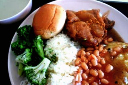 Cookhouse Food - Great, Satisfactory, or Lousy?