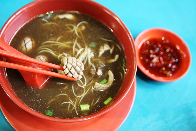 Seng Kee - Kaki Bukit Kidney Mee Sua