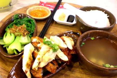 Loy Kee Best Chicken Rice - For Your Hainanese Fix