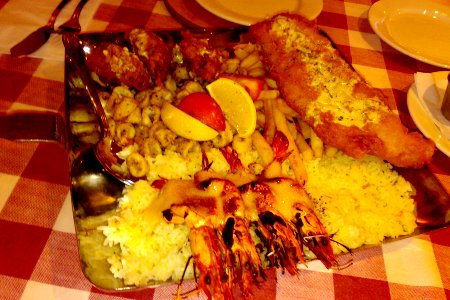 The Manhattan Fish Market - Yes to the Seafood Platter