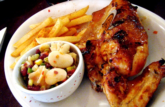 Nando's - Queue Peri-Peri Long for this Chicken