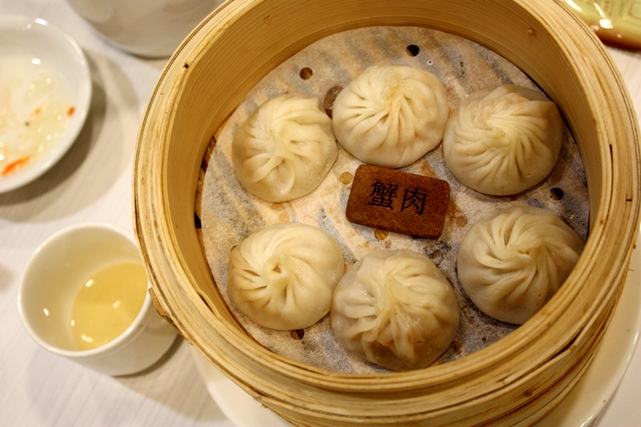 Nanxiang 南翔馒头店 - Top XLB in Shanghai Opens a New Branch Here
