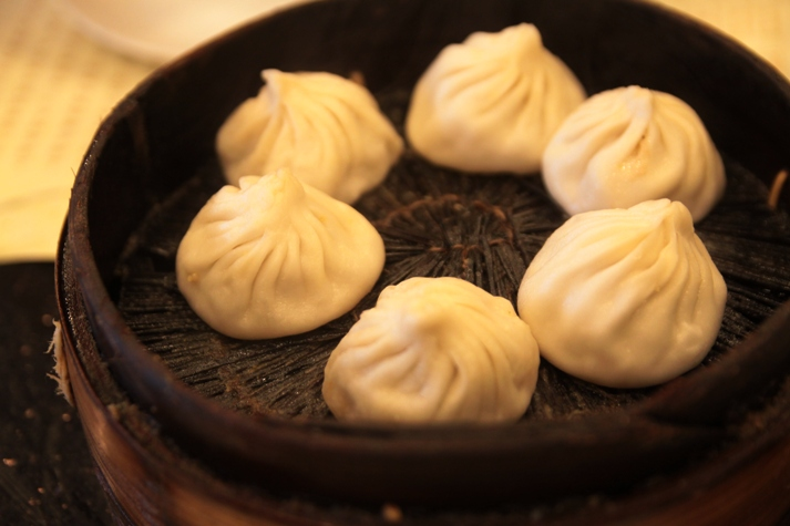 Shanghai's Nanxiang - 3 Levels of Xiao Long Bao