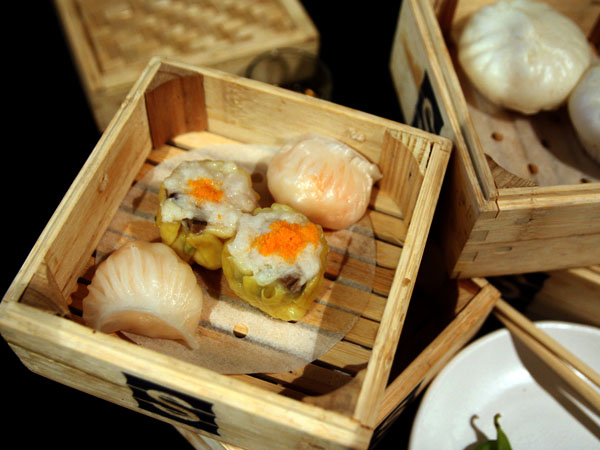 Stacked Dim Sum Bar – Savouring Dim Sum at Night