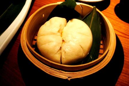 SUN Japanese Dining - Hokkaido Crab Bao? Heavenly