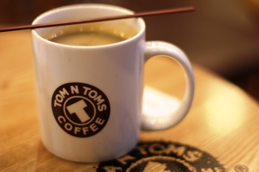 Tom N Toms Coffee - A New Korean Force