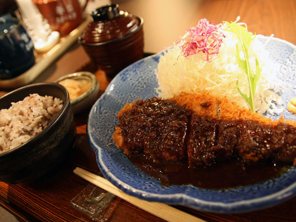 Tonkatsu by Ma Maison is Pork Cutlet Heaven