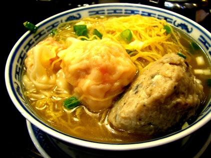 Tsim Chai Kee 沾仔记 - Wonton Noodle Heaven