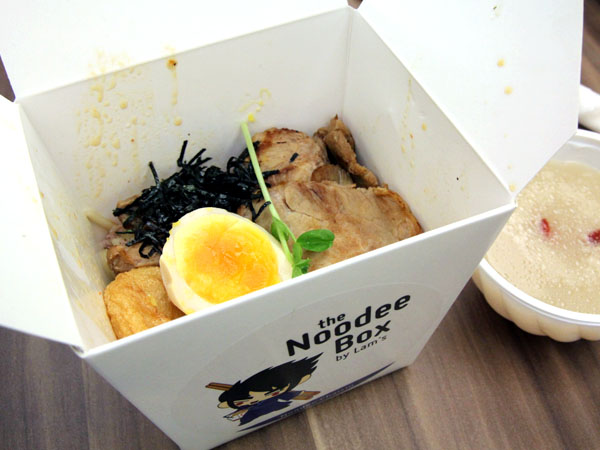 The Noodee Box – Ramen in a Box