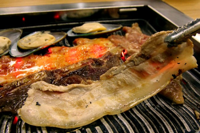 Chang Korean Charcoal BBQ Restaurant - Buffet So So Se-yo