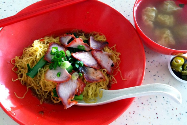 [Closed] Hua Feng Mian Jia - The Longest Queue at Tiong Bahru Market