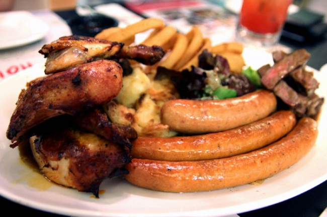 N.Y.D.C – Hearty Roast Platter for Christmas