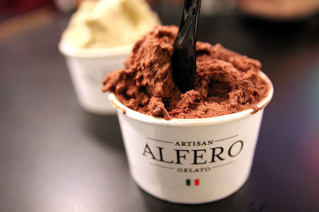 Alfero Artisan Gelato - Creamy, Rich, Thick, Smooth, Heavenly