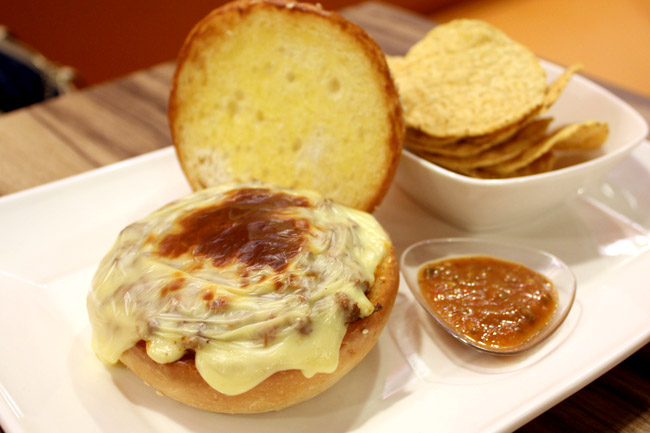 Charly T's – Not Common To Find an American Sloppy Joe Here