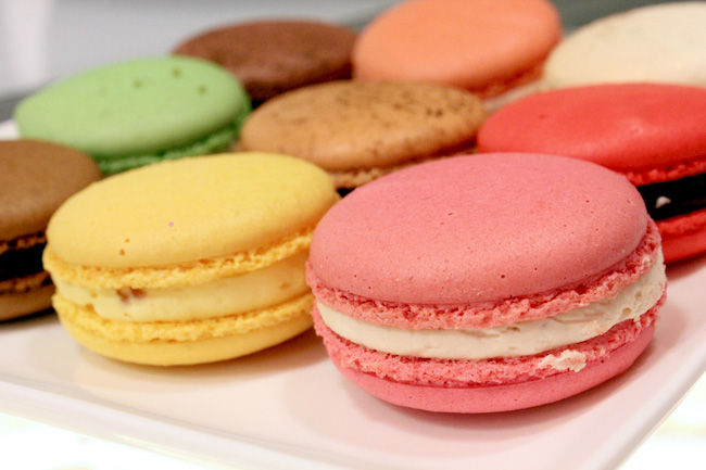 [Closed] Obolo Galéria - French-styled Macarons at Rochester Mall