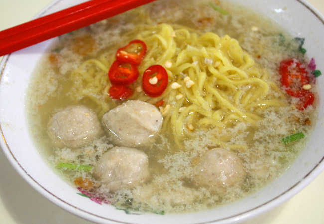 Just Noodles - Which Are Singapore's Most Popular Noodle Stalls?