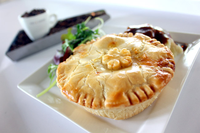Pies & Coffee - The First Gourmet Pie Café in Singapore