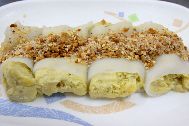House of Rice Roll & Porridge – Durian Chee Cheong Fun, Dare To Try?