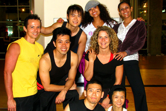 How On Earth Did A Food Blogger Become A Zumba Instructor ...