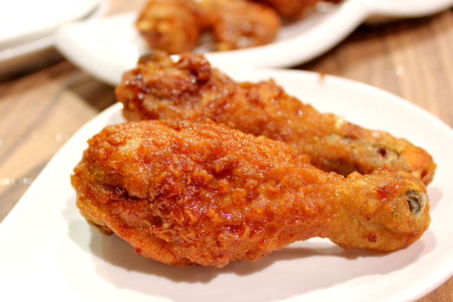 Bonchon Chicken – Korean Fried Chicken In Singapore, But