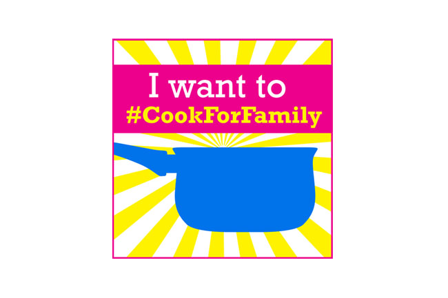 The #CookForFamily Initiative - More Than 100 Singapore Food Bloggers To Cook For Their Families