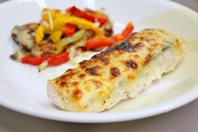 Never Too Busy To Cook - Recipe of Grill Fillet With Vegetables