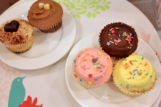 Swirls Bakes Shop - 101 Flavours of Pretty Cupcakes in Singapore