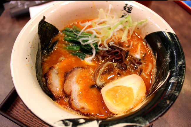 [Closed] Menya Musashi Kodou – Another New Ramen Place at Ion Orchard