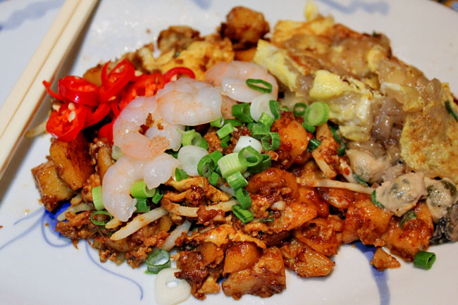 Celebrate Singapore National Day with Good Ol' Days Buffet