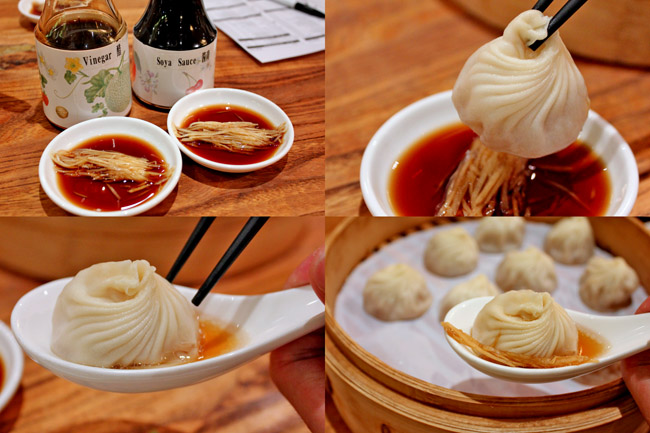 Din Tai Fung at Taipei 101 + Guide To Eating Xiao Long Bao The Right Way
