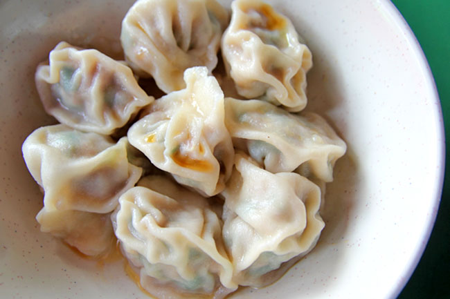 Special Shanghai Tim-Sum  - The Queenstown Dumplings Are Now At Maxwell