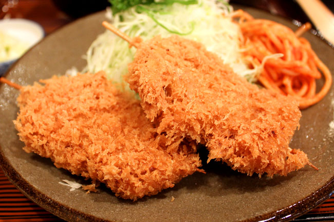 Ginza Bairin - The First Specialty Tonkatsu Restaurant in Ginza Tokyo