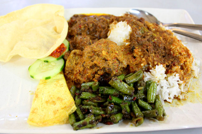 Old Bibik's Famous Peranakan Rendang - Mouthwatering Rendang From Grandma's Secret Recipe