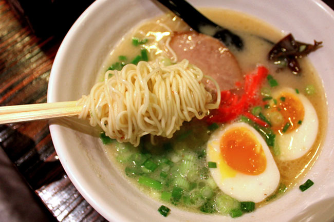 Ramen Bar Suzuki - For Authentic Japanese Tonkotsu Noodles