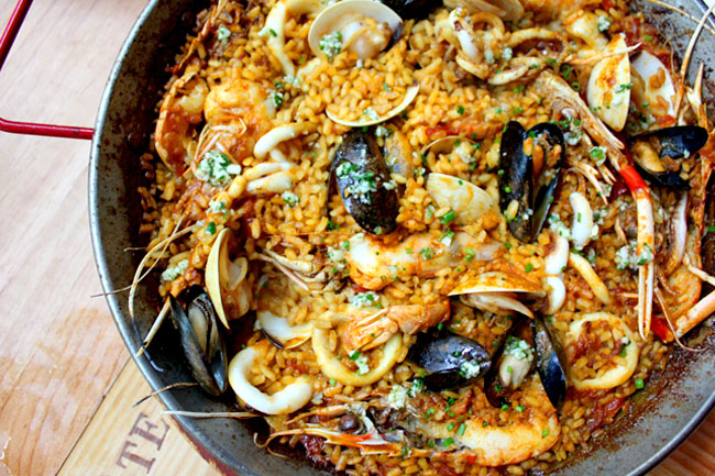 [Closed] Bomba Paella Bar - Delicioso Spanish Favourites at Martin Road