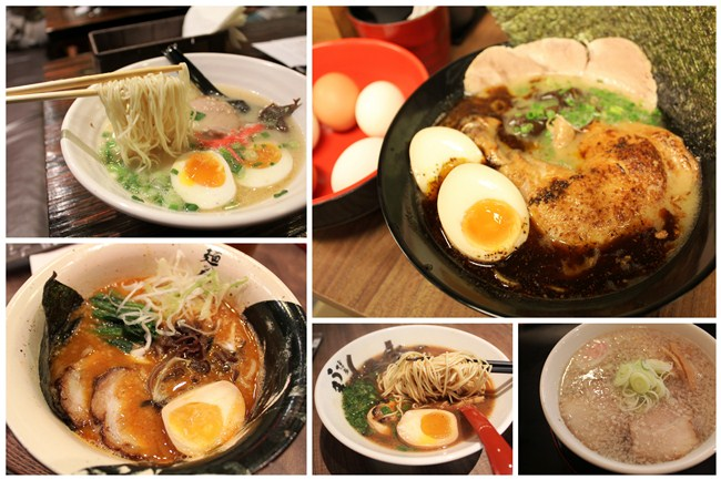 5 New & Best Ramen Places in Singapore