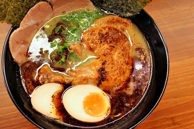 Ramen Keisuke Tori King Chicken Thigh Ramen Upgrades