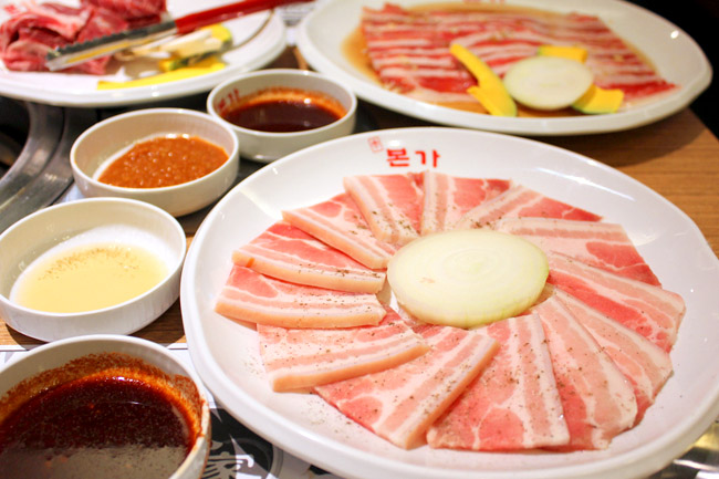 Bornga - Korea's Leading BBQ Restaurant Comes to Star Vista Singapore