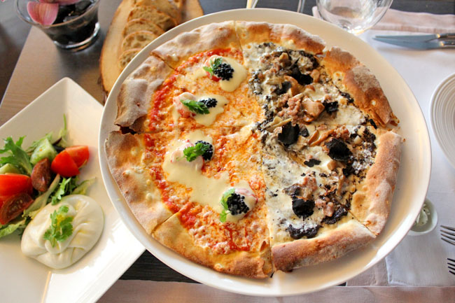 il Cielo – Probably The Best Thin Crust Pizzas in Singapore
