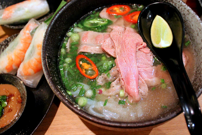 Nam Nam Noodle Bar - Budget Vietnamese Pho Set for $9.90 Nett!