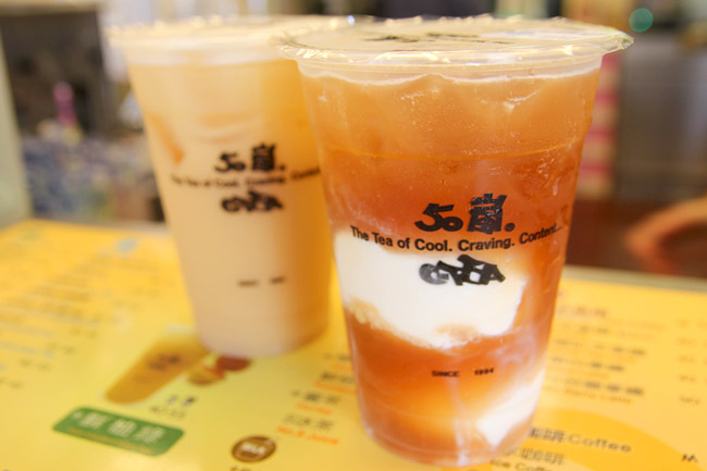 black milk tea 50 lan 50 this is the original koi danielfooddiarycom