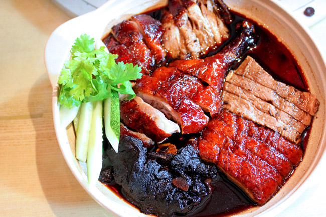 Dian Xiao Er – The House of Juicy Herbal Roast Duck