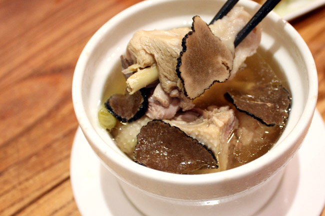 Din Tai Fung - The New Truffle Chicken Soup