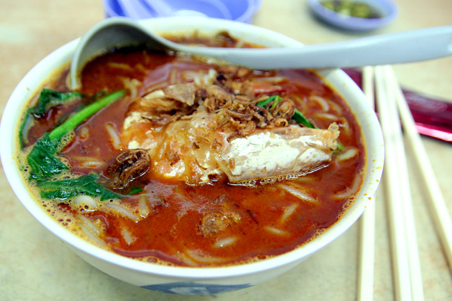 Kok Sen – One of the Best Zi Char Restaurants with Unique Big Prawn Bee Hoon, Michelin Bib Gourmand
